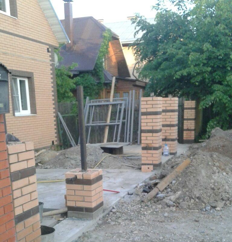 Залить фундамент под гараж цена Мытищинский район